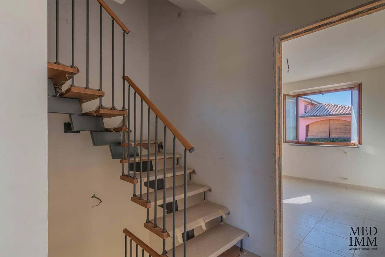 Scale al secondo piano